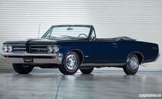 1964 Pontiac GTO Convertible 389V8 Tri Power