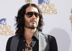 Russell Brand-Famous people suffering with Bipolar Disorder