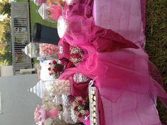 Mesas de dulce