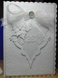 Another Sue Wilson - white ornament by: bishseven