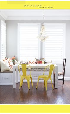 Parsons Dining Table from west elm