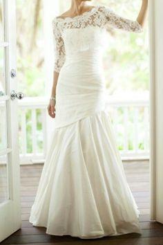 Long Dress - Wedding