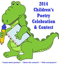 2014 Children's Poetry Celebration & Contest--Not All Poems Rhyme!!