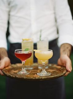 rustic cocktails