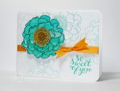 Sneak Peek of 2014-15 Annual Catalog, Blended Bloom, Hello There Hostess set, #Blendabilities, alcohol markers