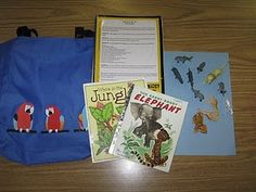 Take Home Literacy Kits for school/family connections ideas