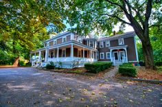 One of the coolest homes in all of Shrewsbury is for sale... Click the image to check it out!