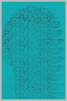 You Are Your Words: creare un autoritratto composto di parole