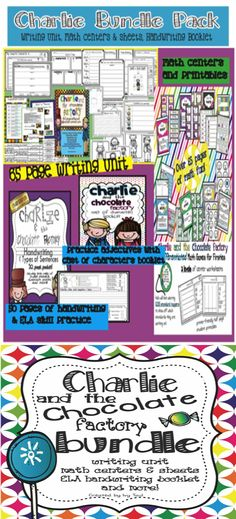 research paper charlie chocolate factory