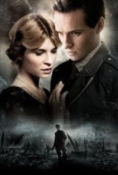 Birdsong - BBC 2012 with Eddie Redmayne as Stephen Wraysford and  Clémence Poésy as Isabelle Azaire (this girl has a face to melt a 1000 hearts)