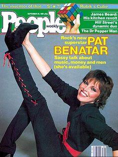 photo   80s Music, Musical Hitmakers, Pat Benatar Cover, Rock Stars, Pat Benatar