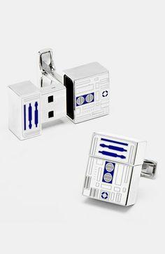 'Star Wars - R2D2' 4GB Flash Drive Cuff links