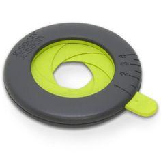 Joseph Joseph Spaghetti Measure, Grey and Green