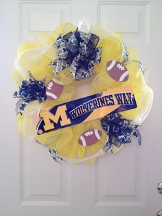 Another U of M creations.