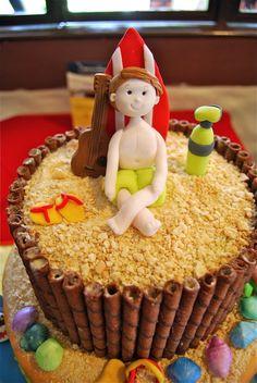 Surf Cake ideas