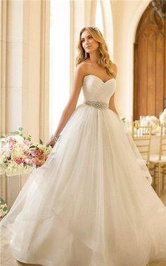awesome Glamorous Stella York Wedding Dresses 2014 Collection