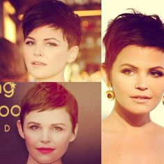 Lovely Pixie Cuts