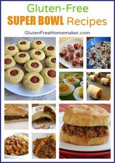 Super Bowl Recipes | The Gluten-Free Homemaker