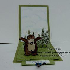 Super Saturday Free Tutorial Double Slider Pop Up Card