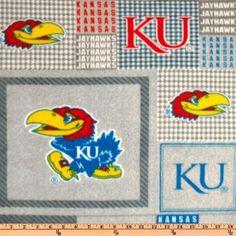 University Of Kansas Plaid