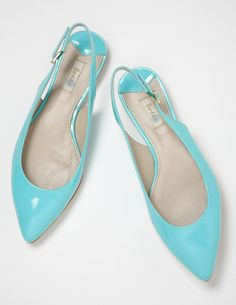 Pointed Slingbacks Flats at Boden