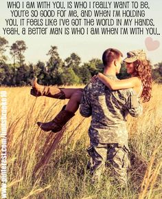 """""""Who I Am With You"""" -Chris Young"""
