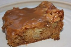 Mom's apple cake recipe: Such a moist, delicious, and easy cake recipe