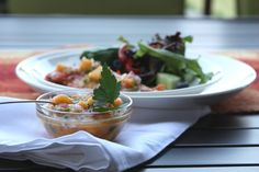 It's peach time here in the Okanagan valley! This ginger peach salsa has a jalapeno bite and is lovely on grilled salmon, chicken, or pork. Or use this as a condiment for turkey or portobello burgers, or fajitas.It is fresh and yummy.