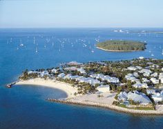 The Florida Keys: They look like one of the most peaceful spots in the US