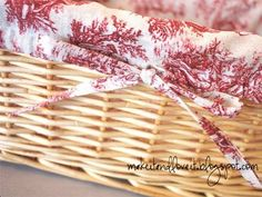 Basket Liner | Make It and Love It