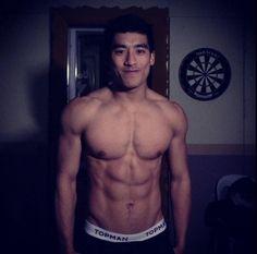 Gay Asian Man