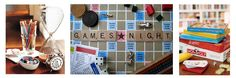 Game Night - choose your favorite game or try out a new one. Either way, it's guaranteed fun!