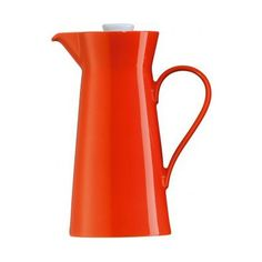 Arzberg Tric Pitcher in Hot Red