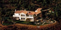 Sylvester Stallone's house in Beverly Hills