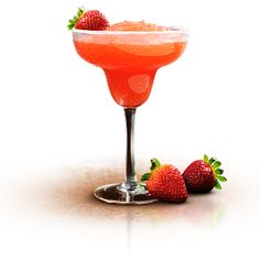 Strawberry Margarita ! We need to go out for 1 of these Brandi really soon