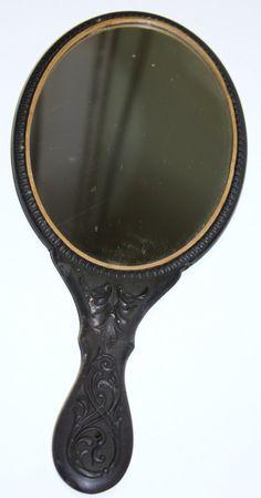 Antique #Hand #Mirror