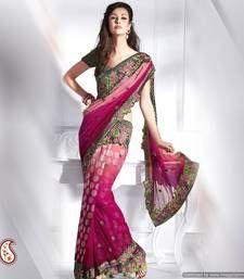 pink net, half sare, patch patti, half half, blous, indian cloth, jacquard half, shade pink, net sare