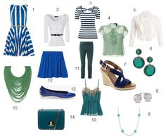Short Breaks Capsule Wardrobe