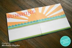 Sunshine Layout