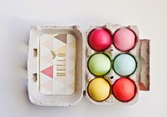 Sweet Easter Treat: Eos lip balm