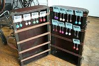 How to Make Your Own Earring Display Tutorials - The Beading Gem's Journal
