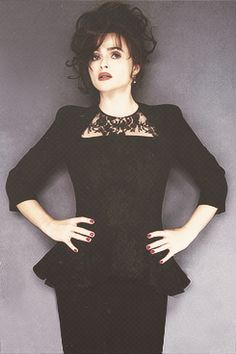 Helena Bonham Carter for Stella magazine 2012