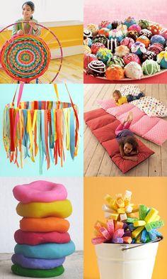 super-cute summer crafts