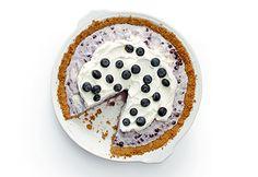 Tarte glacée aux bleuets #dessert