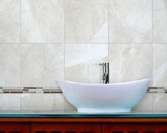 Pulpis Ivory High Definition Porcelain Wall Tile - Anatolia Tile