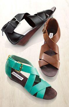 Steve Madden sandals :)