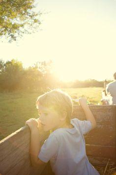 camera settings for a sun flare shot