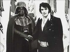 The King Meets The Dark Lord