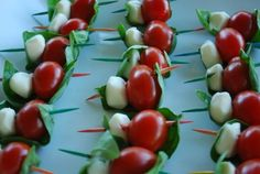 Caprese Skewers Photo:  This Photo was uploaded by grandmasrandomthoughts. Find other Caprese Skewers pictures and photos or upload your own with Photobu...