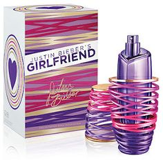Ya llego.  Girlfriend. Justin Bieber 100ml $650.00.  Pocas piezas en www.realdreamperfumes.com